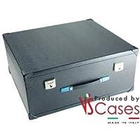 VSCASES Funda rígida fabricada en Italia para Fisarmonía 80 bajos o 96 bajos