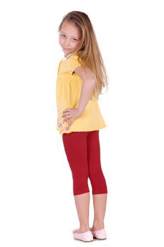a31ec8ec1 Las niñas algodón pirata o ciclismo pantalones cortos Leggings ...