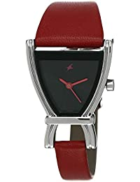 Fastrack Fits & Forms Analog Black Dial Women's Watch -NK6095SL03
