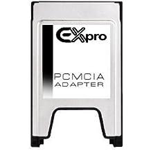 EX-Pro–Adaptador PCMCIA Tarjeta Compact Flash para sistemas de Mercedes COMAND APS (S E C GLK Class)-con ranura PCMCIA