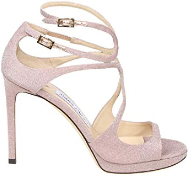 Jimmy Choo Sandali Donna LANCEPF100XGCrosa LANCEPF100XGCrosa LANCEPF100XGCrosa Glitter rosa | Promozioni  | Maschio/Ragazze Scarpa  1242d8