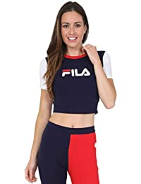 28536884955 Amazon.co.uk: Fila - Tops, T-Shirts & Blouses / Women: Clothing