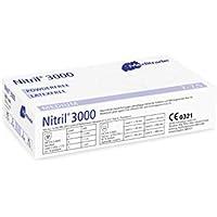 Meditrade 1280M Nitril 3000, 1er Pack (1 x 100 Stück)