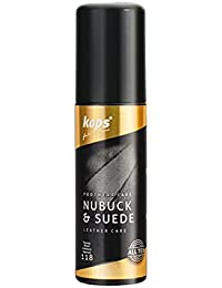 Shoe conditioner for nubuck and suede, with sponge applicator, Kaps Nubuck Suede Care, 7 colours