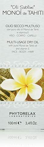 Phytorelax Huile de tahiti avec monoi de tahiti 100 ml