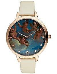 Reloj mujer Charlotte rafaelli en acero Romance 38 mm crr009