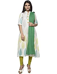 Vastra Vinod Women's Cotton Salwar Suit Set