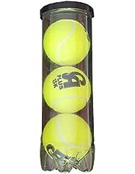 CA Plus 15K - Palla da Tennis, Colore: Giallo