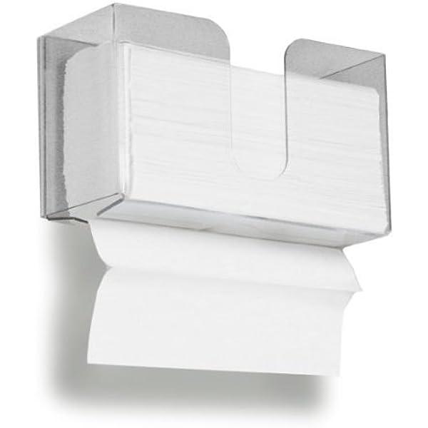 UG1 Handtuchhalter Edelstahl Vertikale Papierhandtuchhalter Handtuchhalter Mit Schweren Sockel K/üchenpapierhandtuchhalter