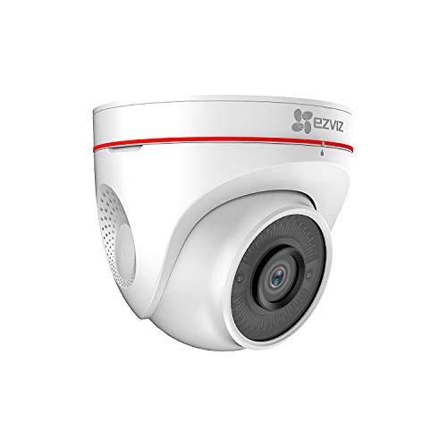 Oferta de EZVIZ C4W 1080p Cámara de Seguridad con Defensa Activa, Camara IP WiFi Exterior Cámara de Vigilancia,IP67