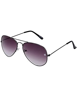 d4b0d89d43 MARKQUES UV Protected Aviator Unisex Sunglasses (CL-551301GR