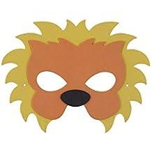 DISBACANAL Antifaz de león