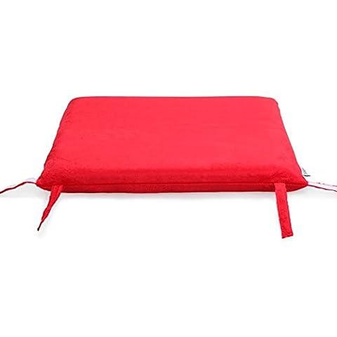 oficina de la memoria del rebote lento cojines de espuma/Cojines de sofá/ correa del cinturón tapizado lavable-B 40x40cm(16x16inch)