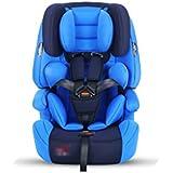 Sillas de coche Asiento de seguridad para niños / coche bebé asiento de coche de bebé / 0-4-6-12 años de edad asiento de seguridad para niños Bebé Sillas de Coche ( Color : A , Tamaño : 47*42*62cm )