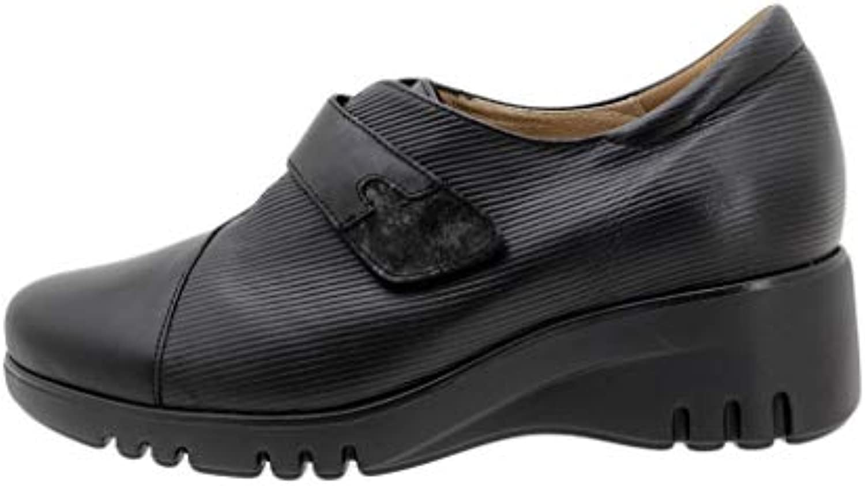 PieSanto Lacci Scarpe per Donna, Coloreee Nero, Marca, Marca, Marca, Modello Lacci Scarpe per Donna 185922 Nero   di moda  7dad29