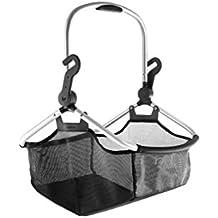 Mutsy Igo Stroller Shopping Basket, Black by Mutsy