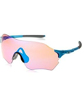 Oakley Gafas de Sol Sonnenbrille EVZERO Range Matte Sky Blue, 1