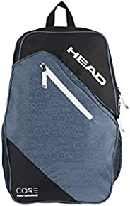 HEAD Core Tennis Backpack - 2 Racquet Carrying Bag w/Padded Shoulder Straps