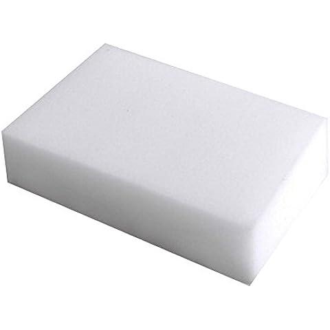 lwdauto 10pcs magia esponjas de limpieza–goma de borrar esponja para todo tipo de superficies–kitchen-bathroom-furniture-leather-car-steel–sólo tiene que añadir agua para borrar suciedad–melamina–Limpiador