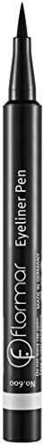 Flormar Pen Eyeliner - Black 01