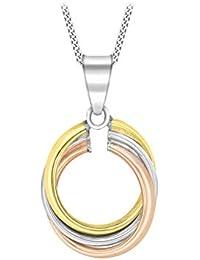 Carissima Gold Damen-Halskette 9 k (375) 3.46.1754