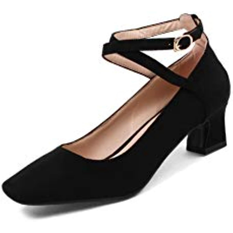 1TO9 MMS06173,  s Femme Compensées Femme s - Noir - Noir, 36.5 - B07GN6SMHW - 8a163e