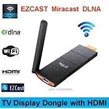 Mele Cast S3miracast Dongle Ezcast Airplay DLNA Media Player HDMI 1080P Wifi