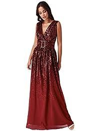 2ca47224437 Amazon.co.uk: Goddiva - Dresses / Women: Clothing