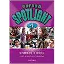Oxford Spotlight 4: Student's Book Pack Andalucía - 9780194398039