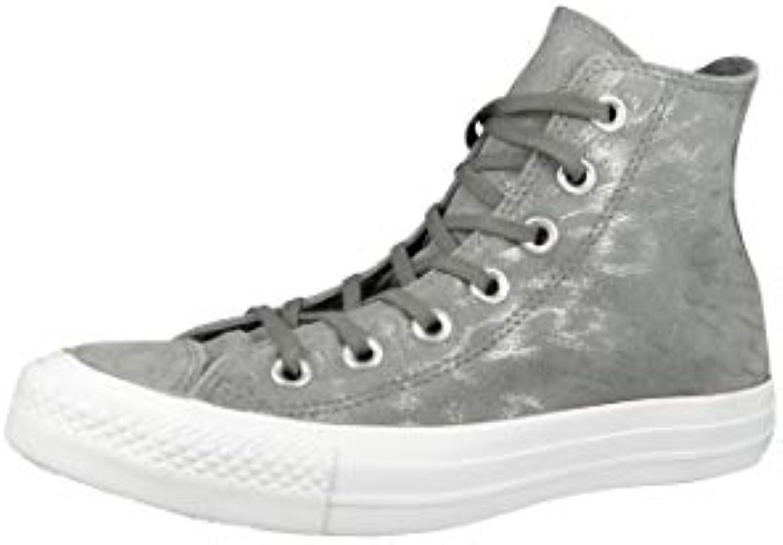 Converse Leather avvio Mid fodera Pinecone Marronee 134478C, Converse Converse Converse scarpe donna Leiste 10A 41 | Molte varietà  275048
