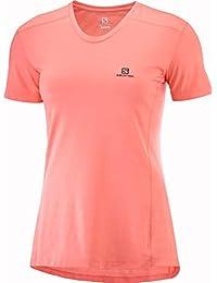 e0235c4d94855 SALOMON XA Tee T- T-Shirt Femme