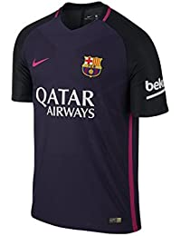 8104514b0af65 Nike FC Barcelona M SS AW Vapor Match JSY Camiseta de Manga Corta