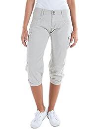 Timezone Damen Loose Holiday 3/4 Cargo Shorts