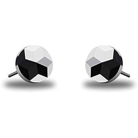 ZWX Versione coreana di accessori orecchini uomo/ fashion jewelry retrò dell'orecchio-A - Rosa Anelli Dell'orecchio