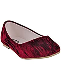Beanz Izabel Cherry/White Shoes For Girls