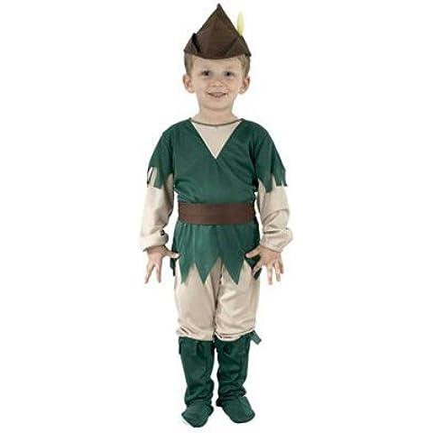 Disfraz Robin Hood Talla 3 - 4