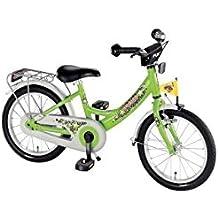 "Puky ZL 18 Alu - Bicicletas para niños - 18"" verde 2017"