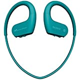 Sony NW-WS623L Lecteur MP3 4 Go avec Casque Sport sans fil Bluetooth - Bleu