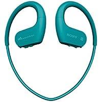 Sony Walkman NWWS623 - Reproductor de MP3 deportivo (resistente al agua y al polvo con tecnología inalámbrica BLUETOOTH) azul