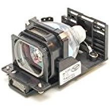 Alda PQ LMP-C150 - Lámpara de proyector para proyectores Sony (compatible con VPL-CS5, VPL-CS6, VPL-CX5, VPL-CX6 y VPL-EX1, con carcasa)