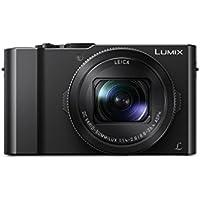 Panasonic DMC-LX15EB-K 4K Lumix Compact Digital Camera - Black