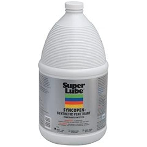 Synthetic Penetrant, 1 Gal. by Super Lube - Super One Gallon
