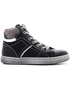 NEROGIARDINI Zapatos de Cordones Para Niño