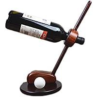 Weinregal Holz Golf Pole handgefertigt Restaurant Bar Housewares lumger