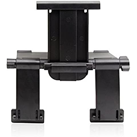 New Dream Universal TV Mount Clip Storage Camera Holder for Xbox 360, Xbox One Kinect sensor, Xbox Kinect, Wii Sensor Bar, PS4 & PS3 [Importación Inglesa]