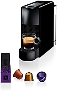 Essenza Mini C30-BK-NE Capsules Espresso Machine, Black