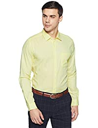 e4a184340c3 Yellows Men s Formal Shirts  Buy Yellows Men s Formal Shirts online ...