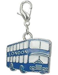 Charm autobús de Londres by Charming Charms