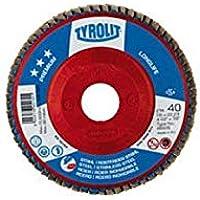 Tyrolit Premium 125 ZA40 668663 - Disco de láminas