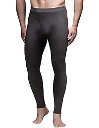 HEAT HOLDERS - Hombre Microfleece Invierno Esqui Pantalon Interior Termico